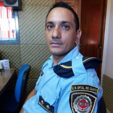 Nuevo Jefe policial en Adelia María
