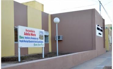 AMPLIACIÓN HOSPITAL MUNICIPAL: SALA DE GUARDIA EXTERNA