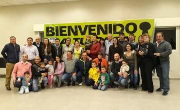 Otras 10 familias de Adelia María cumplen el sueño de la casa propia