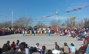 Cientos de niños festejaron su Día