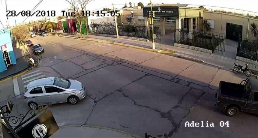 Nuevas cámaras de seguridad en Adelia María