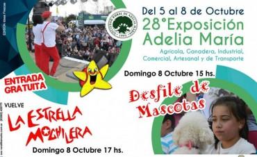 Ya está en marcha la 28 Exposición de la Sociedad Rural de Adelia María.
