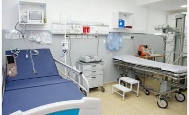 INAUGURACIÓN SALA DE EMERGENCIA EN EL HOSPITAL MUNICIPAL DE ADELIA MARÍA