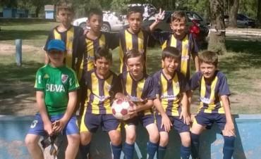 Atlético Adelia María será sede de la definición del fútbol infanto - juvenil