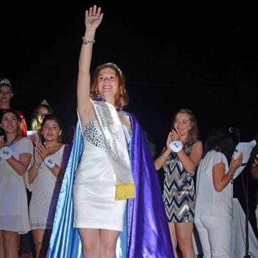 Guadalupe Fasano es la Reina de los Carnavales de Adelia María