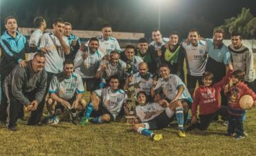 Deportivo Municipal campeón del cuadrangular de San Basilio