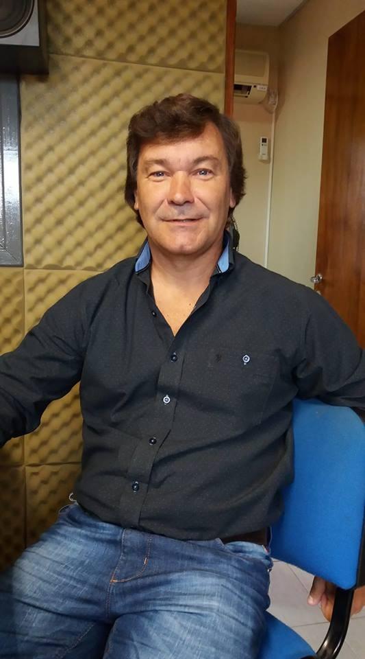 Jorge Marino es el candidato justicialista