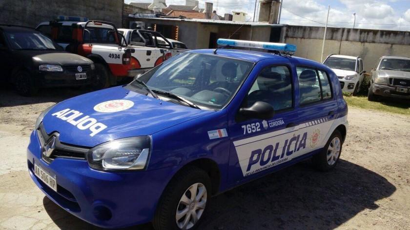 NUEVO MÓVIL POLICIAL PARA ADELIA MARÍA