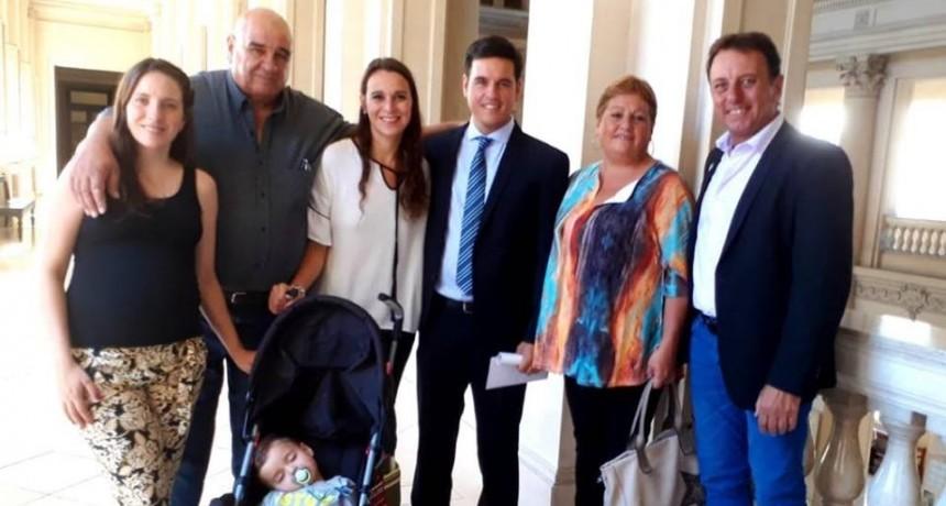 Nuevo Juez de Paz en Adelia María