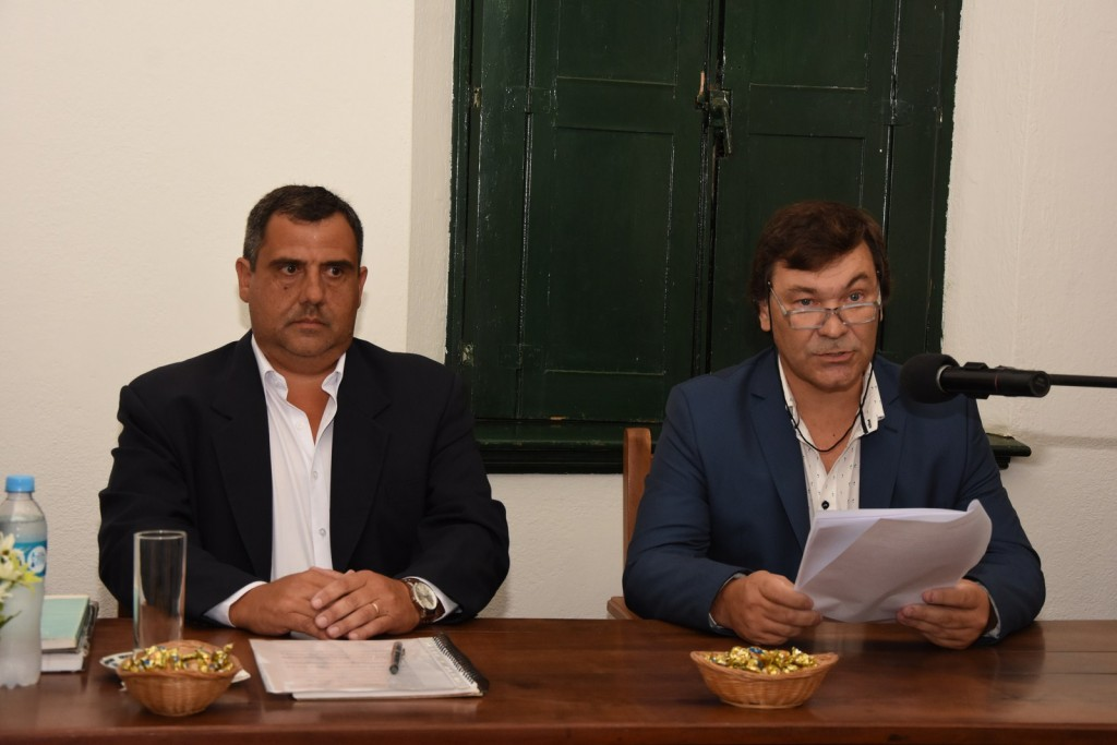 APERTURA DE SESIONES LEGISLATIVAS EN ADELIA MARÍA