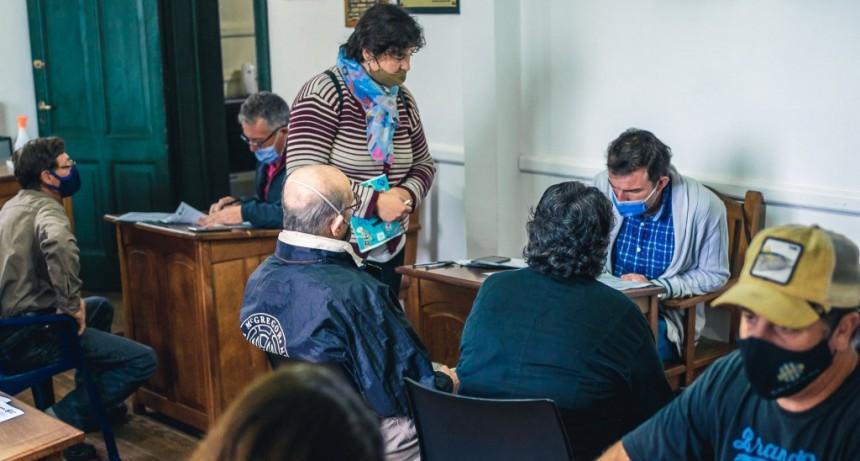 ADELIA MARÍA, PRIMERA LOCALIDAD DEL DEPARTAMENTO RÍO CUARTO EN EL PROGRAMA INTEGRACIÓN CON LA COMUNIDAD