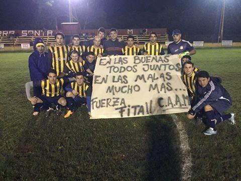 Ganó Atlético en el partido posterior al accidente de Romero