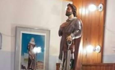 Monte de los Gauchos celebró su patronal en honor a San Isidro