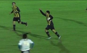Atlético rescató un empate frente a su par de Sampacho