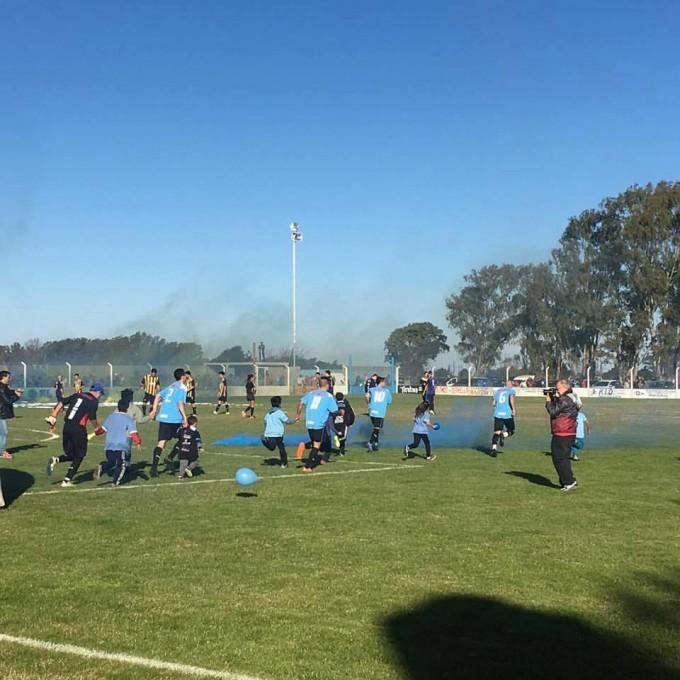 El clásico terminó en Paz: empataron 0 a 0.