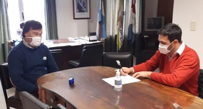 Mutual Newbery otorga Crédito a tasa cero al Municipio