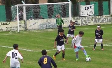 13° Fecha del Fútbol Infanto - Juvenil