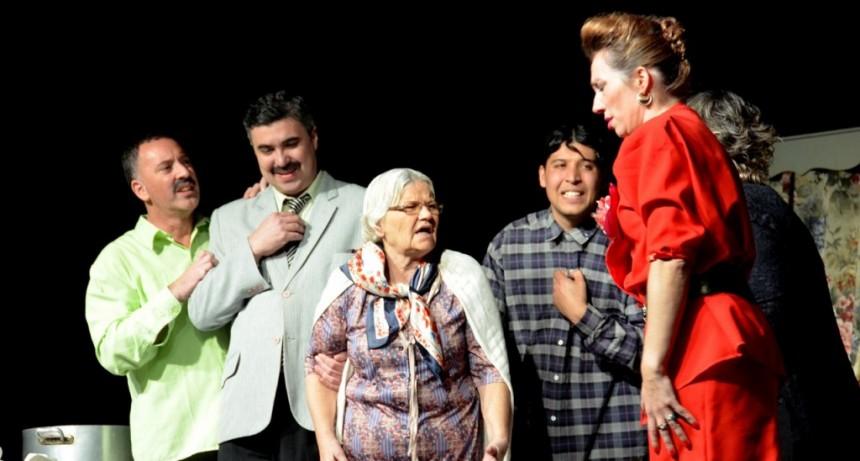 Exitosa reposición de la Obra Esperando La Carroza