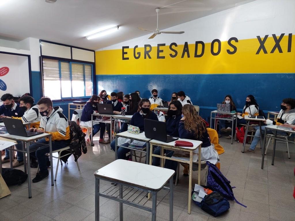 EL IAM CLASIFICÓ AL PROVINCIAL DE FORMANDO EMPRENDEDORES
