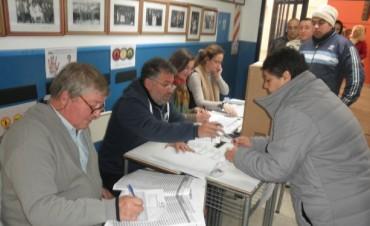 Se desarrollaron con normalidad las elecciones en Adelia María