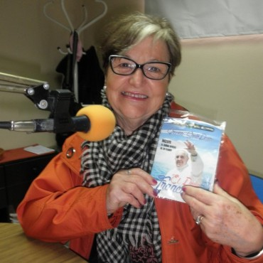 Marta Menardi viajó a Paraguay