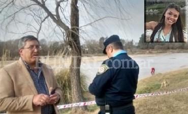 Hallaron muerta a Rita Carranza en el cauce del río