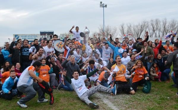 Ateneo Vecinos se consagró Campeón