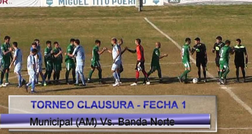 Optimo comienzo del Torneo Clausura para los clubes locales
