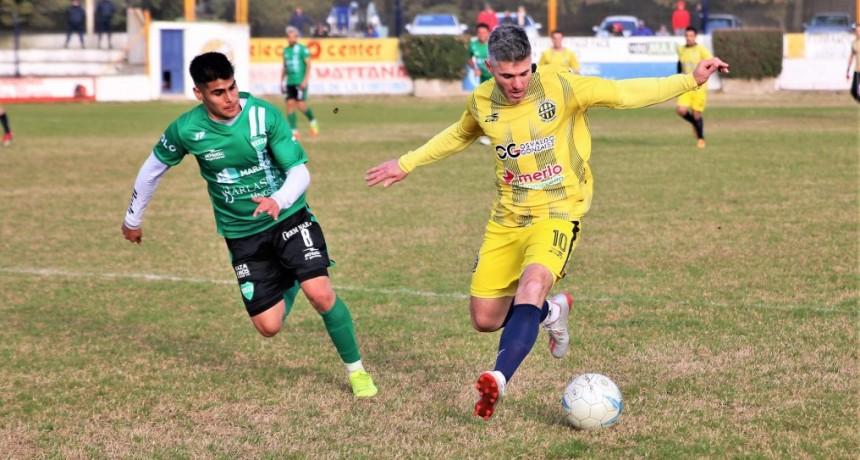Triunfos para los equipos de Adelia en la previa del Clásico
