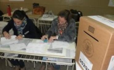 Más de 6000 ciudadanos vuelven a las urnas para las PASO en Adelia