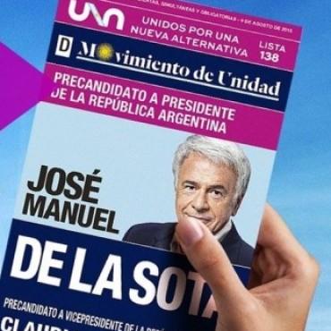 Elecciones PASO en Adelia María: Ganó De la Sota