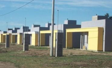 El Intendente Rezza anunció un subsidio de la Nación de $ 3.470.000 para el Plan de viviendas.
