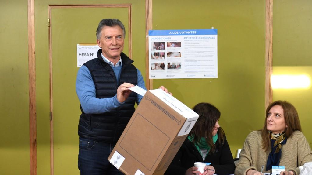 PASO: En consonancia con la Provincia, en Adelia María ganó Macri