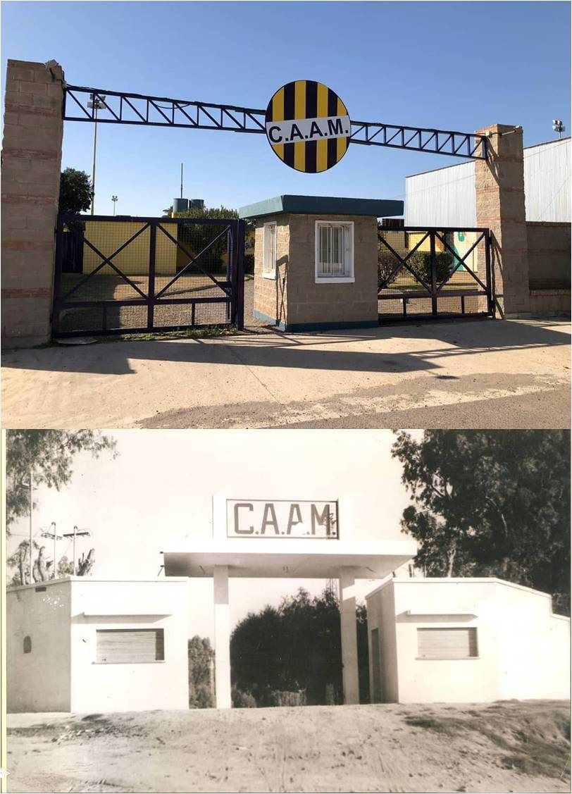 El Club Atlético Adelia María festejó sus 90 años de vida
