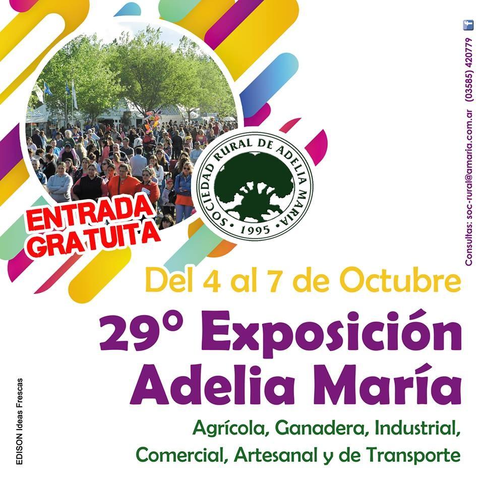 Se viene la 29° Exposición de la Sociedad Rural