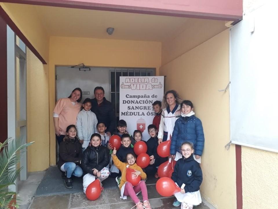 Segunda Jornada de la 3° Campaña de donación de Médula Ósea