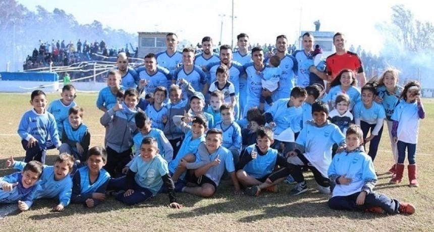 Municipal empató con Atlético San Basilio y consiguió el 1 para el octogonal