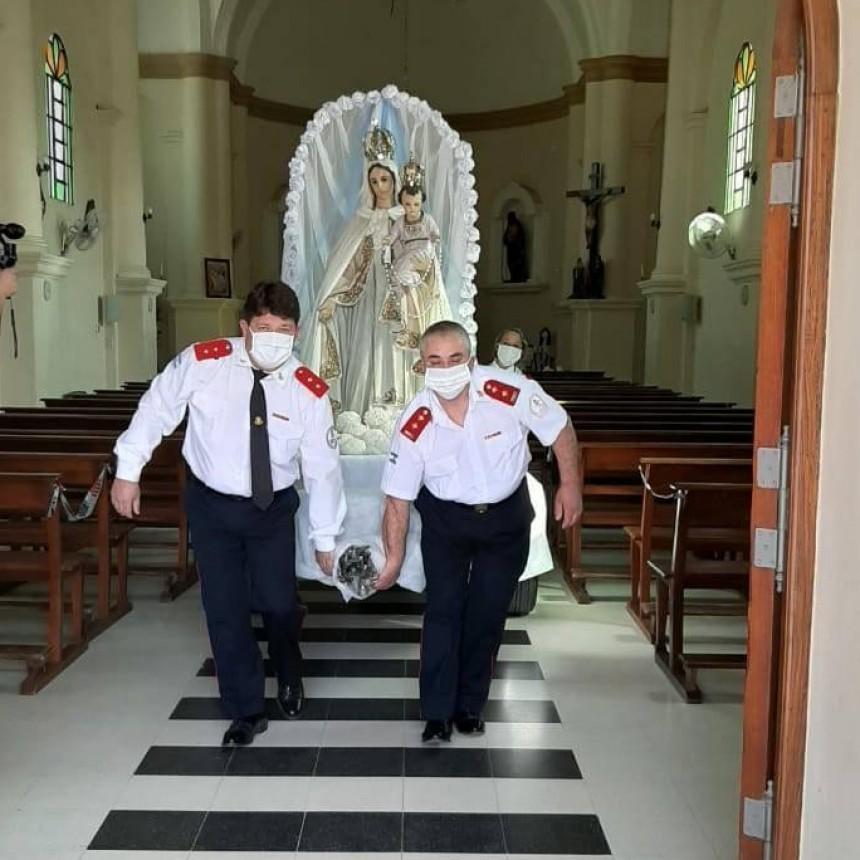 FIESTAS PATRONALES EN ADELIA MARÍA