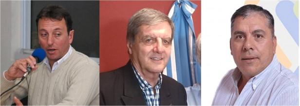 Los candidatos a Intendente exponen sus ideas.