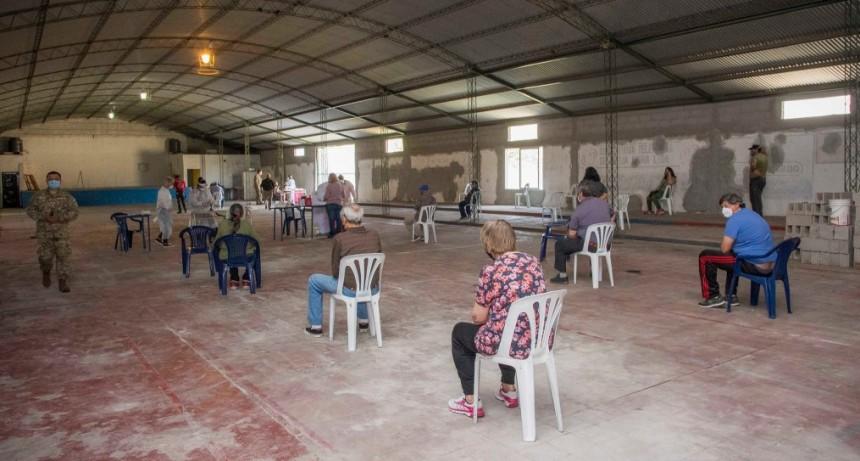 NUEVO OPERATIVO DEL COE REGIONAL EN ADELIA MARÍA