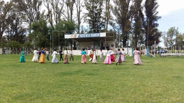 Adelia María festejó este 10 de noviembre en el predio tradicionalista