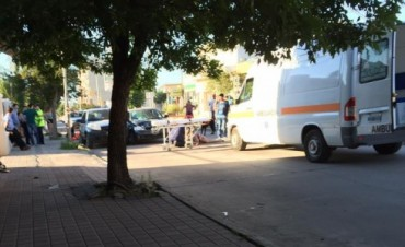 Tres Jóvenes heridas tras ser embestidas por automóvil en Adelia María.