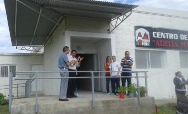 Inauguración del Centro de Día