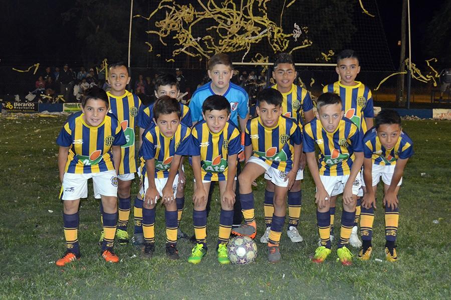 Las infantiles de Atlético no pudieron en las finales y fueron subcampeonas
