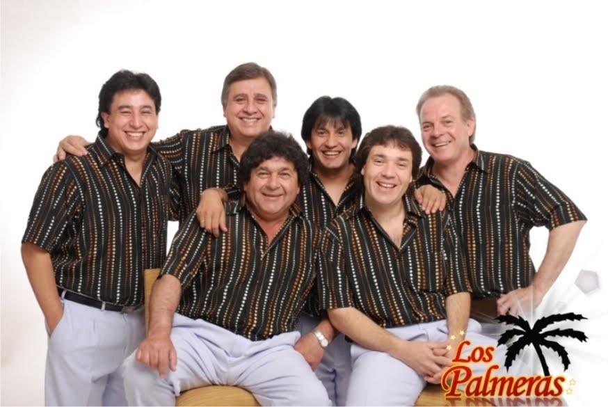 Se acerca el Gran Recital del Club Atlético con Los Palmeras