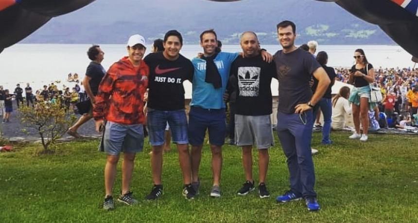 Cinco adeliamarienses competirán en la maratón del